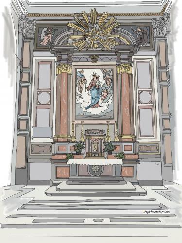 altar lagrimas