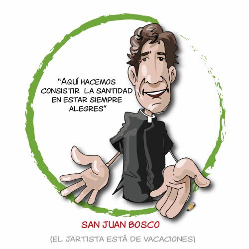 elJartista 120 14.08.18 Juan Bosco