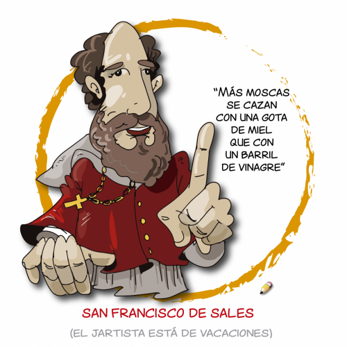 elJartista 122 16.08.18 Francisco Sales