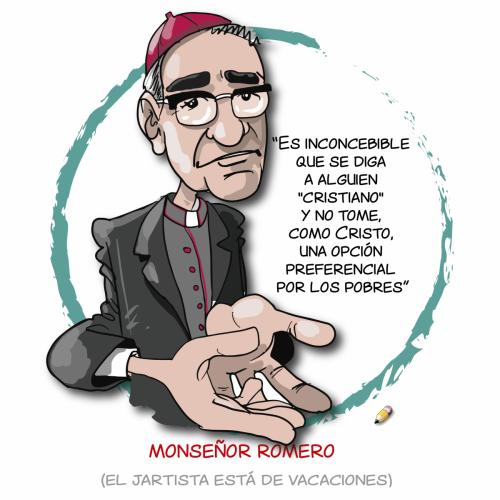elJartista 124 19.08.18 Oscar Romero