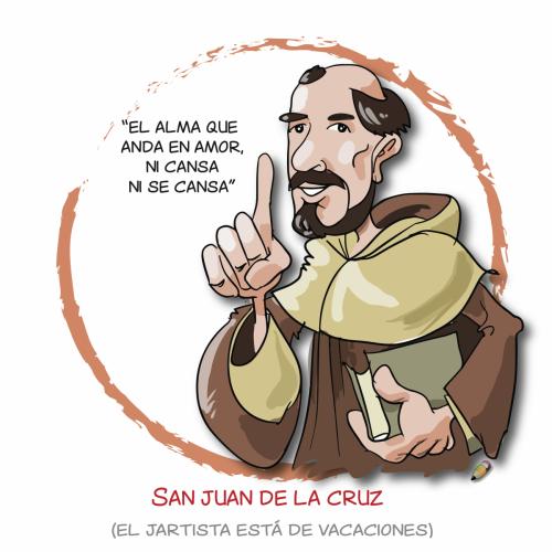 elJartista 126 22.08.18 Juan de la Cruz