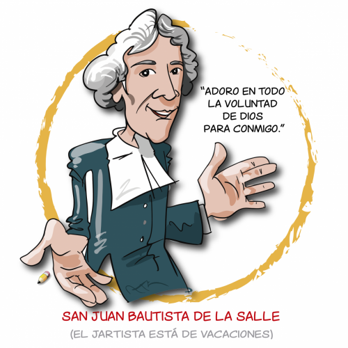 elJartista 129 27.08.18 Juan Bautista de la Salle