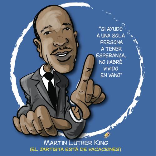 elJartista 237 30.07.19 MARTIN L KING Mesa de trabajo 1
